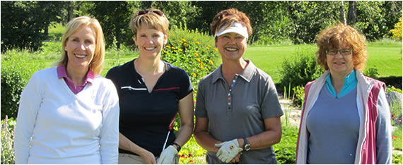 Ladies Golf League at Valley Ridge