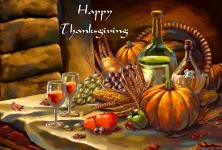 Happy Thanksgiving - Golfaround