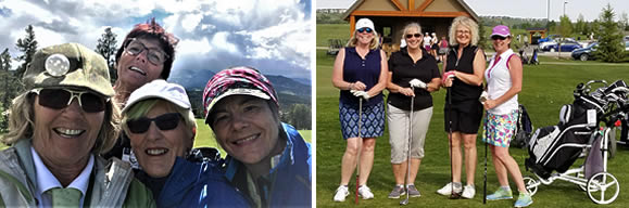 Red Deer Women's Golf League